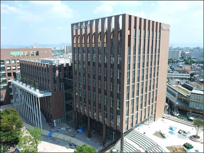 大隅 大阪 経済 キャンパス 大学