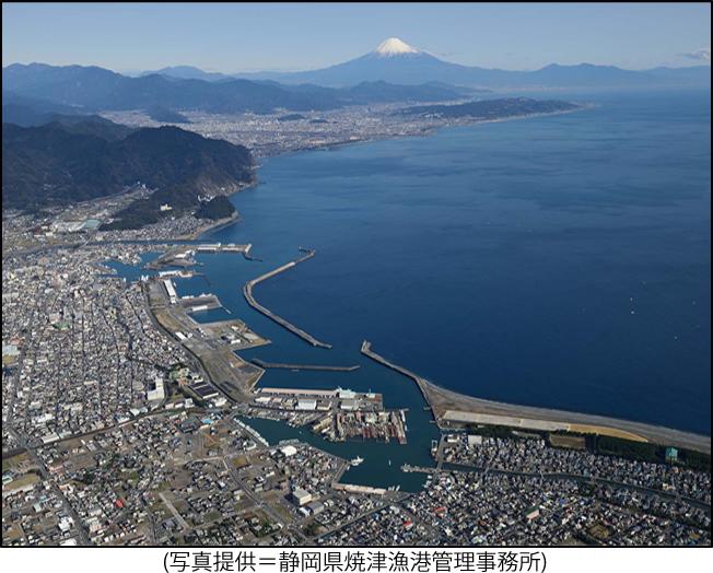 【静岡県】着実に整備進む焼津漁港|建通新聞社